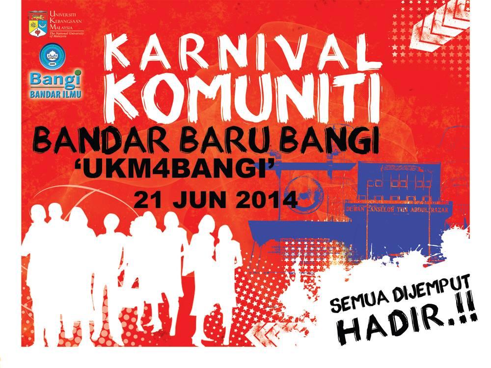 Promo Karnival Komuniti