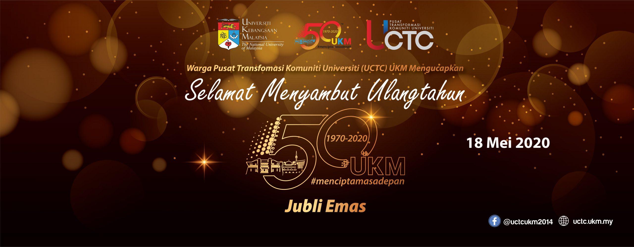 UKM 50th Anniversary